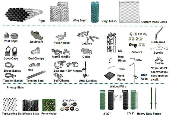 Chain Link Fence Wire Mesh Fence Beikon Hardware Group Limited